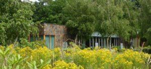 crematie Arnhem, crematorium Slingerbos in het groen.