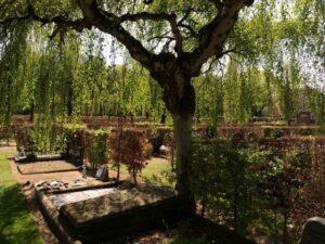 Begrafenis Gorssel. Begraafplaats Gorssel