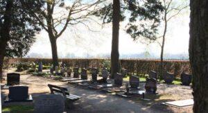 Begraafplaats Wenum