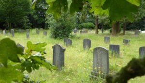 Begraafplaats Soerenseweg. honderd jaar rust