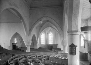 Uitvaart Warnsveld. kerk Warnsveld. Foto Rijksdienst voor het Cultureel Erfgoed