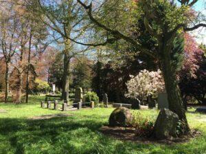 Uitvaart Eefde oude begraafplaats Zutphen