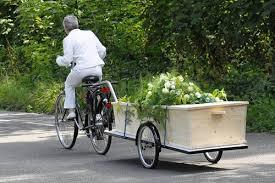 De laatste rit met de fiets