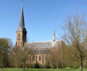Uitvaart Twello De Martinuskerk in Twello