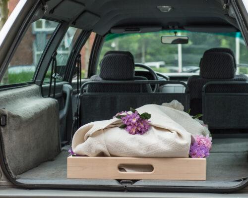 De laatste reis in de eigen auto