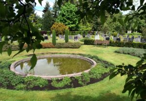 de begraafplaats in Eerbeek