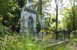 Een monumentaal particulier graf