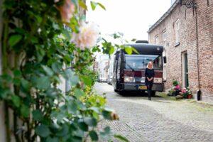 de laatste reis met de uitvaartbus
