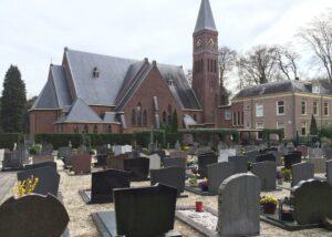 de RK begraafplaats in Klarenbeek
